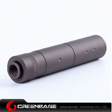 Picture of NB B Type Silencer Short version CB GTA0246