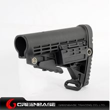 Picture of NB CA Butt Stock black GTA1240