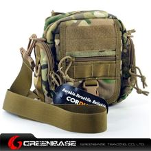 Picture of CORDURA FABRIC Multipurpose waist/Molle/backpack  Bag Multicam GB10005
