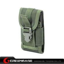 Picture of CORDURA FABRIC Phone Pouch Holder Ranger Green GB10014
