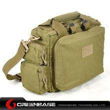 Picture of CORDURA FABRIC Tactical Computer Bag Khaki GB10020