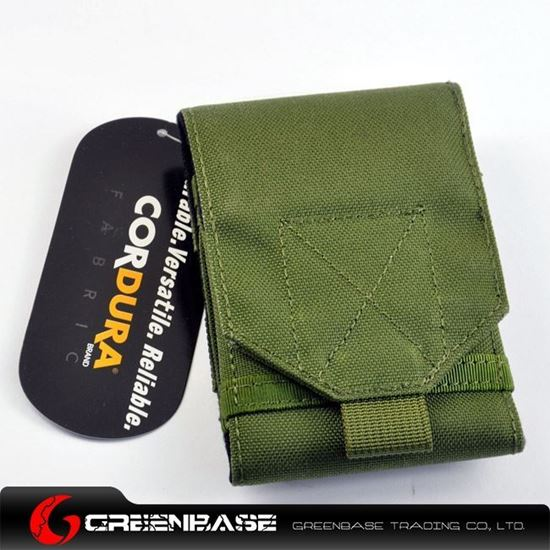 Picture of CORDURA FABRIC Phone Case Green GB10047