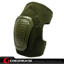 Picture of Tactical Neoprene Elbow & KNEE Pads Green GB10079