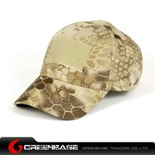 Picture of Tactical Baseball Cap with Magic Stick Kryptek khaki GB10108