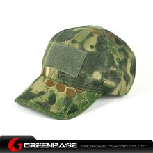 Picture of Tactical Baseball Cap with Magic stick Kryptek Green GB10113