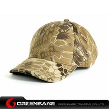 Picture of Tactical Baseball Cap Kryptek khaki GB10118