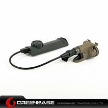 Picture of Unmark Remote Dual Switch for X-Series WeaponLights Dark Earth NGA0551