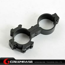 Picture of 8 Type 25.4mm/25.4mm Clamp Ring with dual side extend rail NGA0202