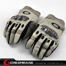 Picture of GB OK Full Finger Gloves TAN-XL size NGA0796