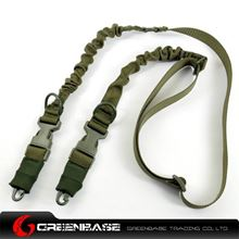 Picture of High Strength QD Two Point Point Sling Green NGA0036