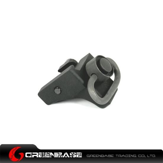 Picture of Unmark Hand-Stop With QD Sling Swivel Black NGA0066