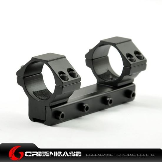 Picture of Medium Profile One-piece 30MM Scope Mount for dovetail NGA0840
