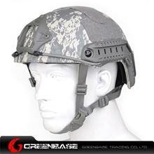 Picture of  NH 01001-ACU FAST Helmet-Standard TYPE ACU GB20008