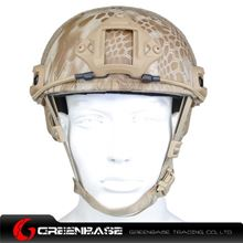 Picture of  NH 01001-Nomad FAST Helmet-Standard TYPE Nomad GB20013