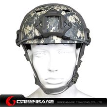 Picture of  NH 01002-ACU FAST Helmet-PJ TYPE ACU GB20022