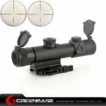 Picture of  New 4X21 AO with QD Mount RED and Green RifleScope NGA0298