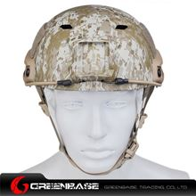 Picture of  NH 01003-Desert Digital FAST Helmet-BJ TYPE Desert Digital GB20037