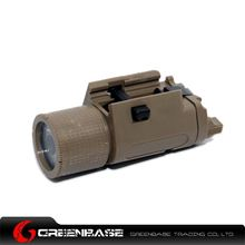 Picture of  EX 185 M3X Tactical Illuminator Short Version TAN NGA0307