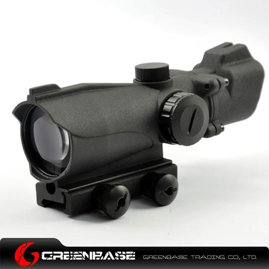 Picture of Tactical scope 2x42 Red Dot Scope For Airsoft M4 NGA0157