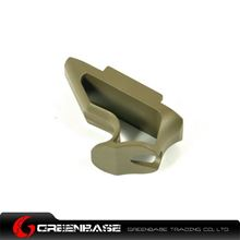 Picture of Unmark Aluminum Short Angle Grip Dark Earth GTA1032