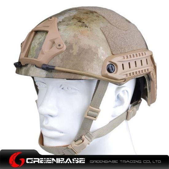 Picture of  NH 01001-A-TACS FAST Helmet-Standard TYPE A-TACS GB20006