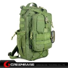 Picture of CORDURA FABRIC Tactical Backpack Green GB10135