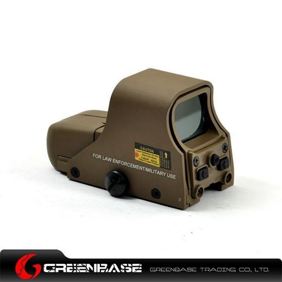 Picture of Unmark 551 Red & Green Dot Scope Dark Earth NGA0360