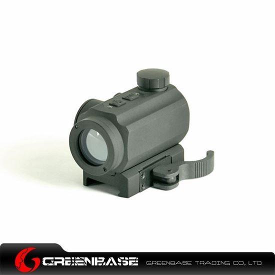 Picture of Optics Scopes 4 MOA Red Green Dot Scope 1x21 Scopes For Rifles NGA0366
