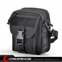 Picture of 1000D Single shoulder bag Black GB10156