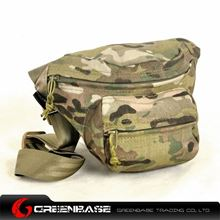 Picture of TMC0657 Cordura low pitched waist pack Multicam GB10163