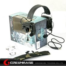 Picture of  Z 038 ZCOMTAC IV IN-THE-EAR HEADSET Black GB20069