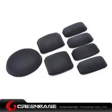 Picture of  NH 04002-BK Helmet Protective Pad Black GB20154