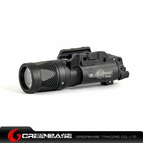 Picture of GB X300V Light Dual-Output WeaponLight Black NGA0677