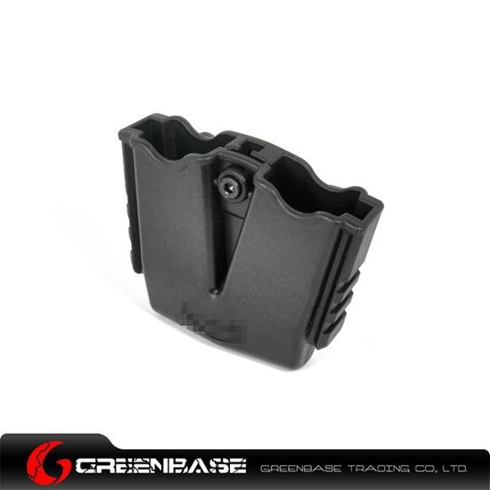 Picture of GB Magazine Pouch for XDM Belt type Black NGA0787