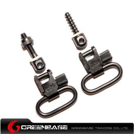 Picture of UM 1001-2 Quick Detachable Super Swivels 1 inch NGA0433