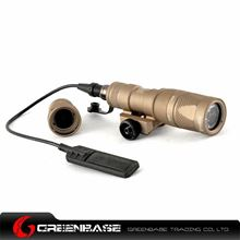 Picture of GB M300V Dual Output Mini Scout Light Dark Earth NGA0681