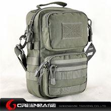 Picture of 9060# 1000D Single shoulder bag Ranger Green GB10203