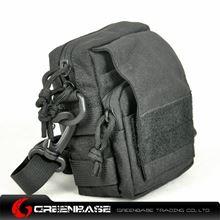 Picture of 1000D Single shoulder bag Black GB10207
