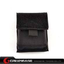 Picture of 9134# 1000D Cigarette case pouch Black GB10235