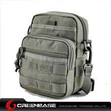 Picture of 9099# outdoor single shoulder bag Ranger Green GB10266