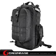 Picture of 8265# Tactical Backpack Black GB10324