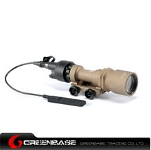 Picture of GB M951 Scout Light LED Weaponlight Dark Earth NGA0990