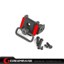 Picture of GB MP7 Sling swivel End Black NGA0721