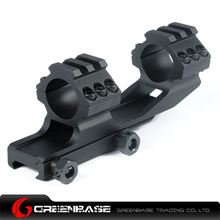 Picture of Tactical Top Rail extend 25.4mm Ring Mount Black NGA0131