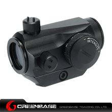 Picture of Unmark Low Mount 1X24 Red & Green Dot Scope Black NGA0226