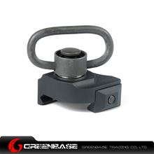 Picture of QD Sling Swivel Rail Mount Black NGA0389