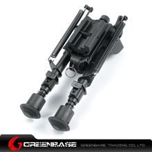 Picture of Unmark Tactical 6-9 inch Bipod Rotating with Leg Notches NGA0595