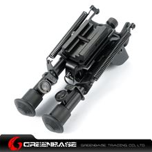 Picture of Tactical 6 to 9 inch Standard Legs Bipod Rotating Swivels NGA0599