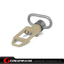 Picture of Unmark Full Steel Low Profile QD Rail Sling Adapter Dark Earth NGA0127
