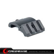 Picture of Unmark GS Type SF X-Series Offset Rail Mount Black NGA0344